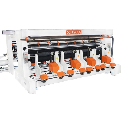 SLM-AGantry Type,lndependebtArm  Center Winding Cutting Machine Series